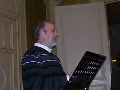Juryvoorzitter Leander Hanssen (biblommel) Tags: bib bibliotheek lommel kortverhalenwedstrijd