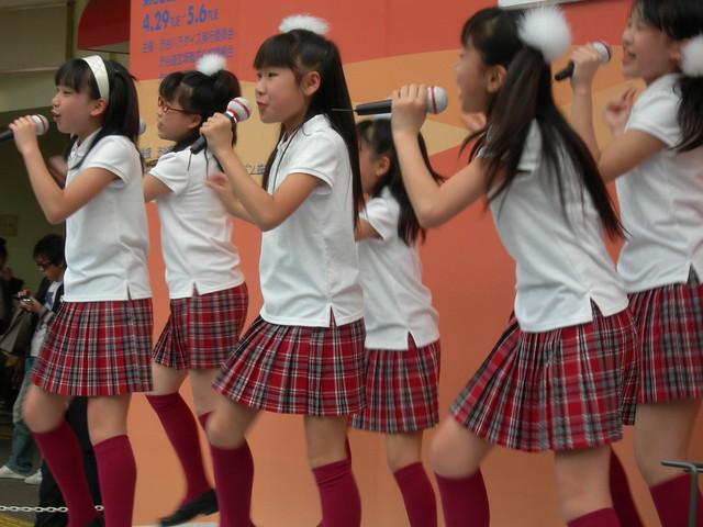 tokyo's little girls
