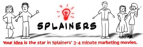 Splainers Banner by you.