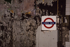 Green Park (gidsey_) Tags: uk london station underground geotagged tube central railway roundel centrallondon
