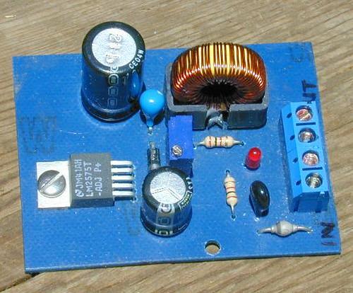 LM2575 Switching Regulator