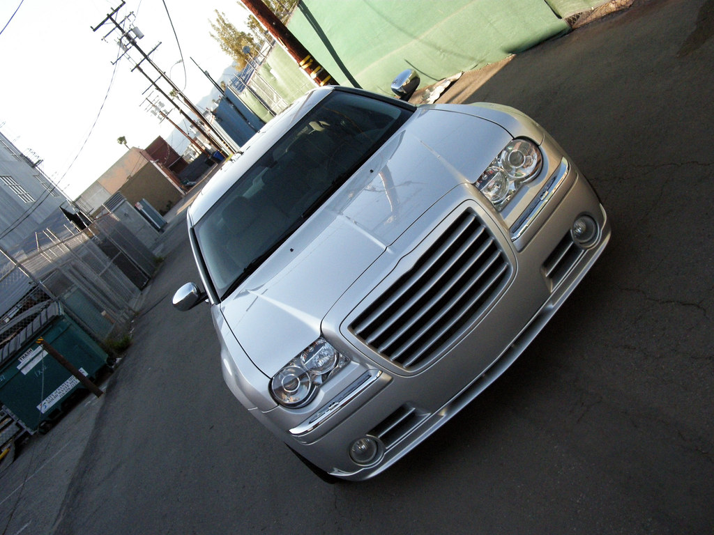 Is There Anyone Who Owns Chrysler 300c
