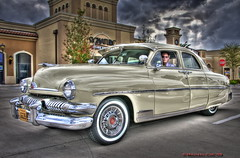 Gene's '51 Mercury (Mtnguyd) Tags: classic vintage cool beige nikon texas mercury awesome houston hdr coe collectable 1951 d300 mtnguyd worldmachineshdr