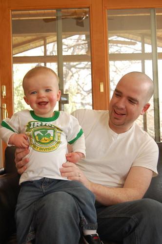 My Irish boys