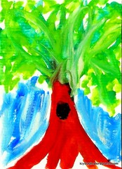 "ATC: Harmony Lattin - ""Summer Tree"""