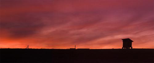 Panorámfotografia profissional cores fortes minimalista  deixa de frescura