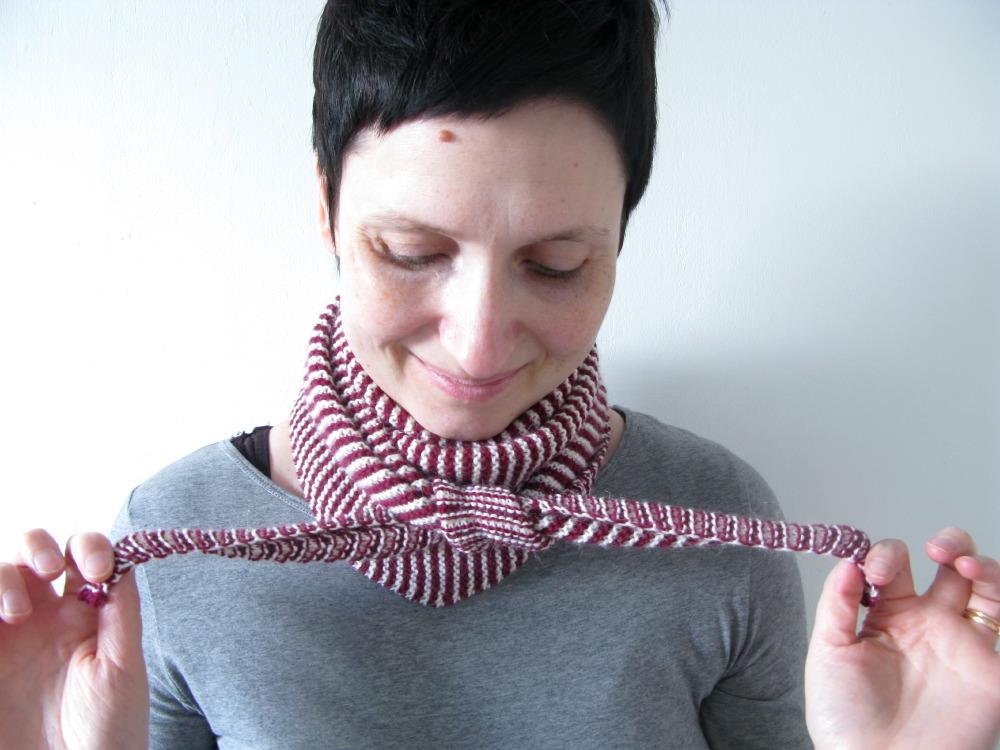 Baktus scarf
