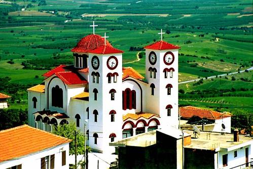 Θεσσαλία - Λάρισα - Δήμος Σαρανταπόρου Αγία Μαρίνα, Σαραντάπορο