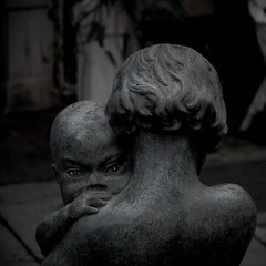 (gothicburg) Tags: square publicart evileyes demonspawn hungrybaby