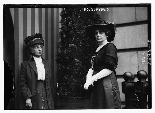 Mrs. Stephen [i.e. Steven] Ayres (LOC) by The Library of Congress