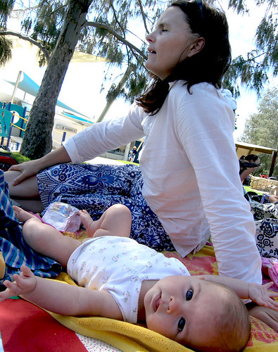 Kate & Isobelle - Floreat Beach