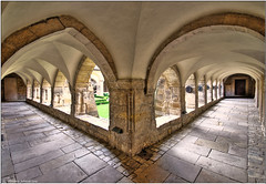 ~ silent places ~ (tadelloeser ) Tags: church sunshine germany chapeau cloister hildesheim lowersaxony atthegate stmauritius d80 silentplace tadelloeser empyreanlandandcityscapes architectureofdaysgoneby sensationalphoto
