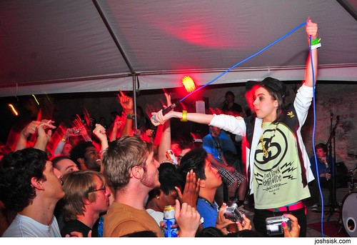 lady sovereign @ sxsw 2009