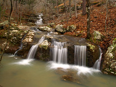 Dismal Creek (cormack13) Tags: waterfall arkansas thegloryhole ozarknationalforest dismalcreek