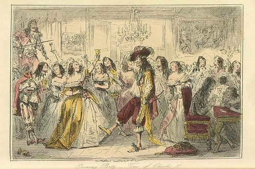 016- Fiesta nocturna en la epoca de Charles II