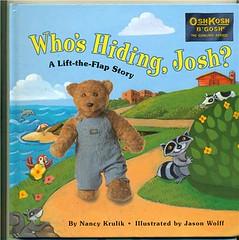 Who's Hiding, Josh