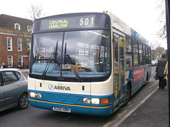 Arriva Essex 3250 (gbenviro200) Tags: wright brentwood essex arriva renown 3250