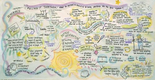חקלאות בת קיימא - 'מפות מוח' מאת ננסי ווייט