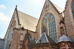 Oude Kerk (tonys9001) Tags: holland church netherlands amsterdam oldchurch redlightdistrict oudekerk