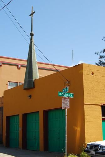 Parking Church
