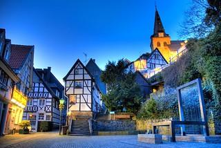 Essen - Kettwig - Tuchmacherplatz