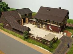 PICT3132 (dampflok44) Tags: farm bauernhof modelleisenbahn modelrailroad modellbahn modelllandschaft