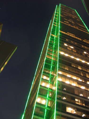 Dallas' tallest - Bank of America Plaza