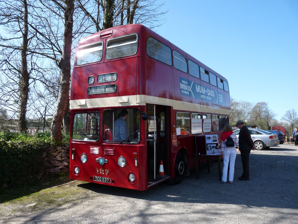 Plymouth City Transport 137