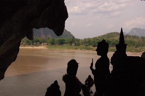 Laos: Luang Prabang_cuevas bu