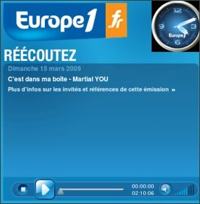 EUROPE 1-Personal Branding- identite numerique-Fadhila Brahim-