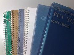 Notebooks Used Since 2001