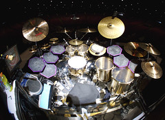 Tool [The Band] Drum Setup (jaymanproductions) Tags: tool dannycarey drumkitsetup