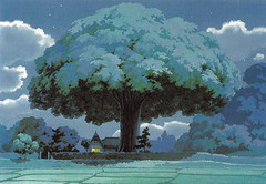 Studio Ghibli Museum: Oga Kazuo Art Collection