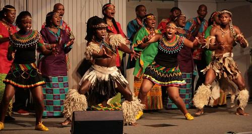 Memeza Africa - Edmonton Show