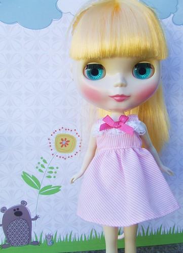 sweetness new pink dress by [Jodie].