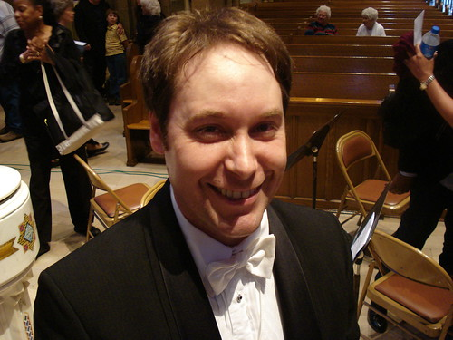 Mozart Requiem, St John's, Shreveport: conductor Marc-Andre Bougie by trudeau