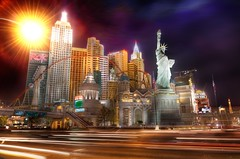 New York, New York (Stuck in Customs) Tags: lighting city travel bridge vegas windows light wallpaper usa ny newyork gambling money blur art beautiful architecture modern night composition skyscraper buildings reflections fun photography lights hotel amazing cool intense nikon downtown shoot artist mood photographer shot traffic angle bright image lasvegas vibrant unique background nevada picture surreal fast casino edge processing use stunning pro resolution dreamy nyny framing statueofliberty portfolio rocknroll lovely tunes capture emotions magical newyorknewyork movements crowded interaction treatment stuckincustoms d3x treyratcliff