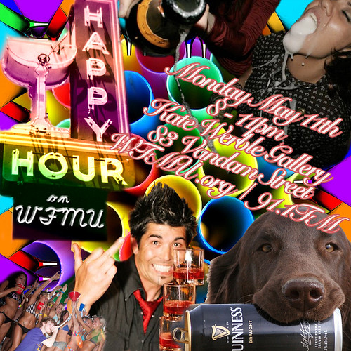 Happy Hour on WFMU