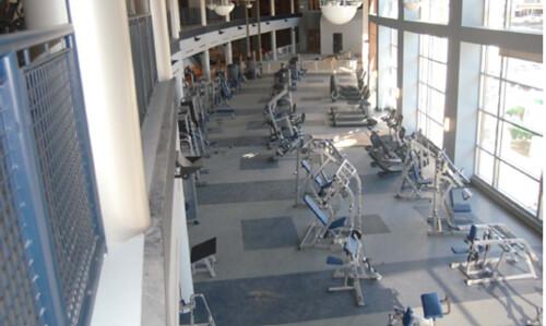 SRC Exercise Area 2