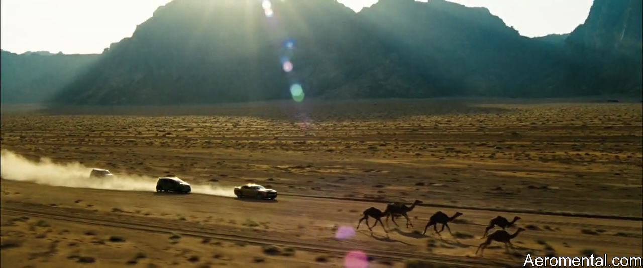 Transformers 2 Autobots camellos