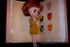 Dagmar Gina loves history ...