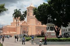 Plaza Morazán