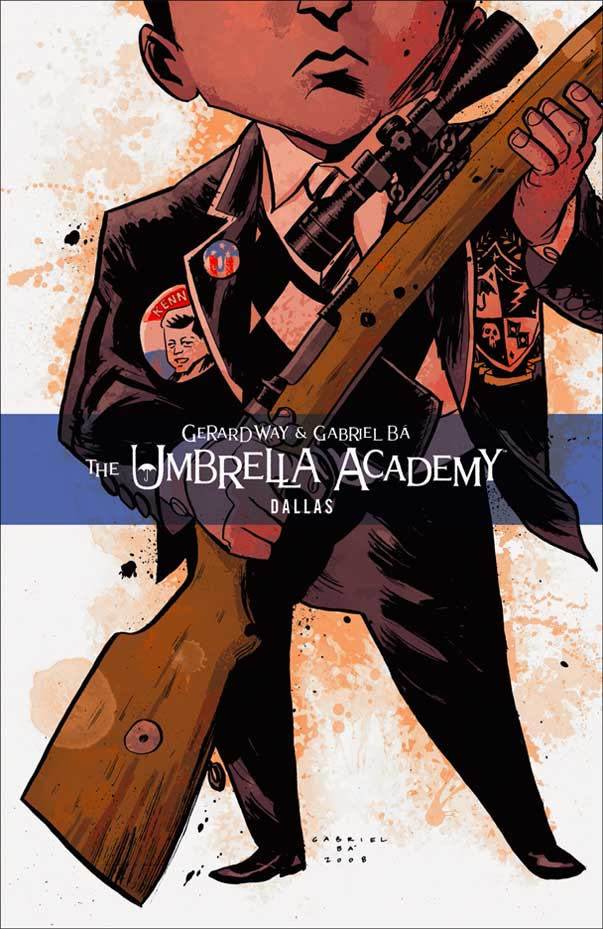 Umbrella Academy: DALLAS TP