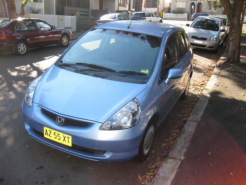 Honda Jazz 2003