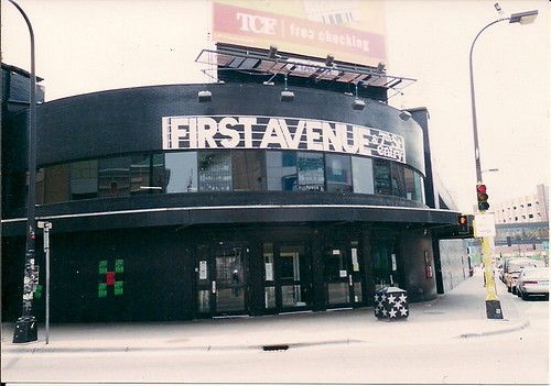 First Avenue - Minneapolis, MN (06/02)