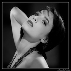 kinga (rousselziak) Tags: light bw beauty studio nikon noiretblanc mode ambiance d300 artofimages bestportraitsaoi