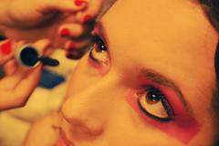 (Natlia Viana) Tags: pink fashion brasil model top moda makeup sombra maquiagem modelo belmpar natliaviana fazendomoda