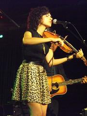 Carrie Rodriguez3  w/fiddle (Michael Bialas) Tags: denver liveconcert romantica carrierodriguez