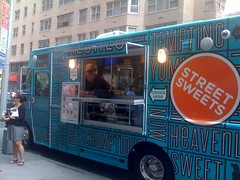 "At Lunch Now: ""Street Sweets"" Truck Debuts Today"