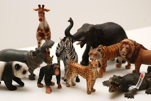 Wild Life Toys 101